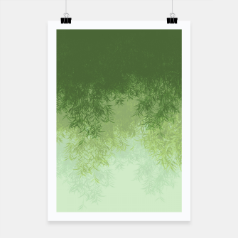 Thumbnail image of Willow ( Green ) Poster, Live Heroes