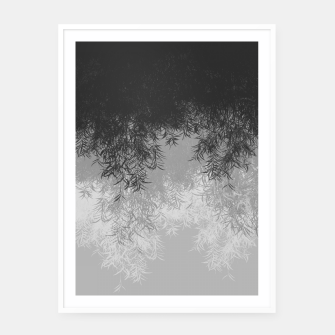 Thumbnail image of Willow ( Gray ) Framed poster, Live Heroes