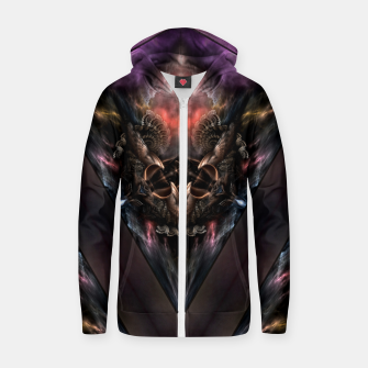 Thumbnail image of Trilic-M6M2M1 Zip up hoodie, Live Heroes