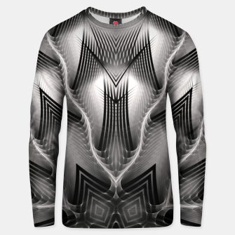 Thumbnail image of CWM7-Pattern Unisex sweater, Live Heroes