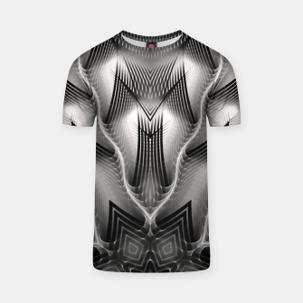 Thumbnail image of CWM7-Pattern T-shirt, Live Heroes