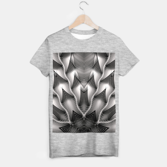 Thumbnail image of CWM7-Pattern T-shirt regular, Live Heroes