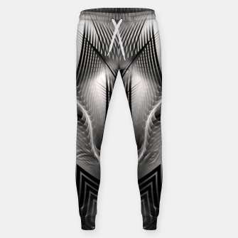 Thumbnail image of CWM7-Pattern Sweatpants, Live Heroes