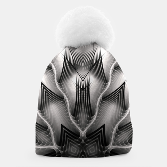 Thumbnail image of CWM7-Pattern Beanie, Live Heroes