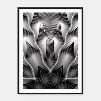 CWM7-Pattern Framed poster thumbnail image