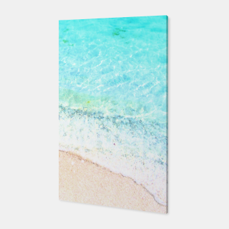 Thumbnail image of Beach vibes  Canvas, Live Heroes