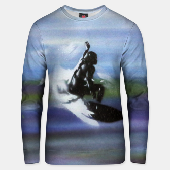 Midnight Surf Unisex sweater thumbnail image
