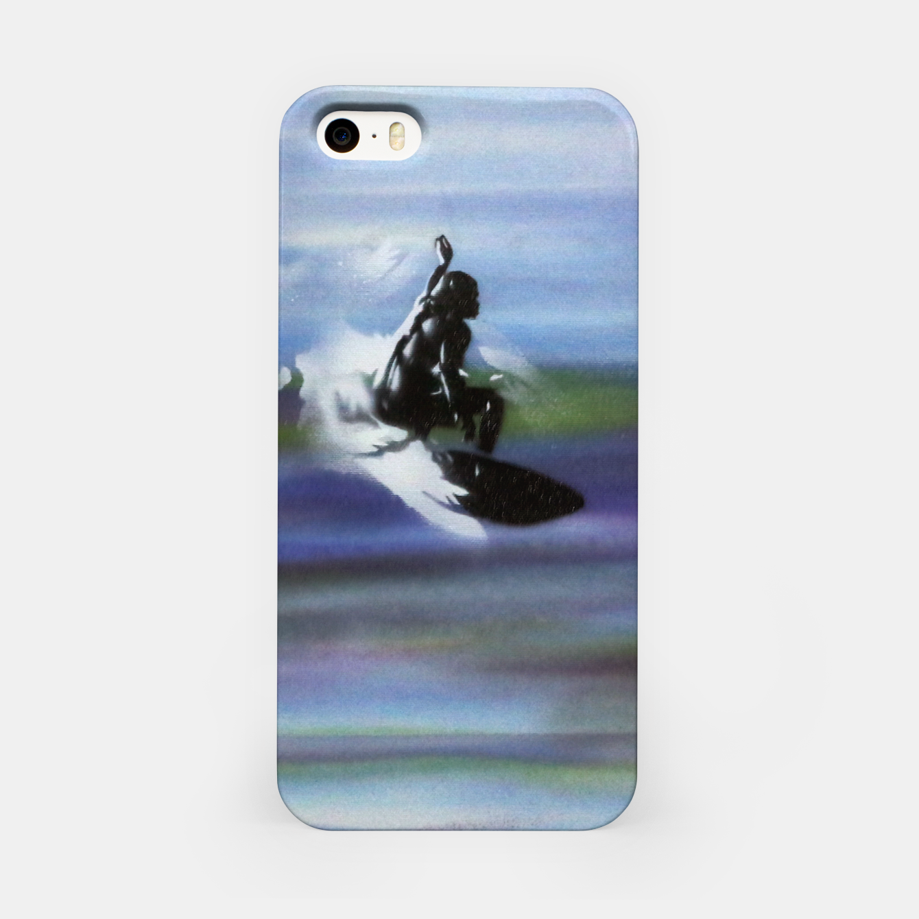 Image of Midnight Surf iPhone Case - Live Heroes