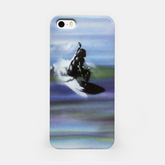 Thumbnail image of Midnight Surf iPhone Case, Live Heroes