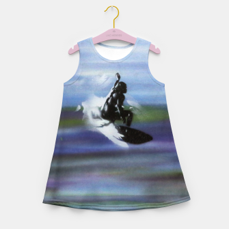 Thumbnail image of Midnight Surf Girl's summer dress, Live Heroes