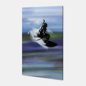 Thumbnail image of Midnight Surf Canvas, Live Heroes