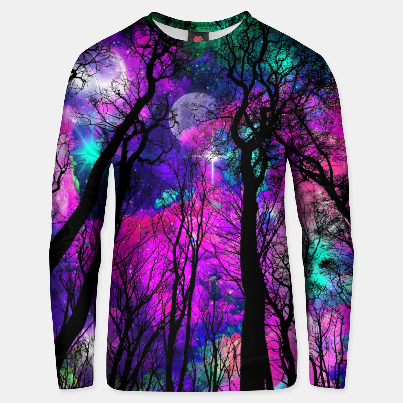 Zdjęcie Magic forest Unisex sweater - Live Heroes