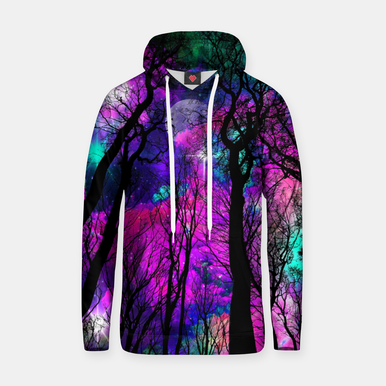 Image of Magic forest Hoodie - Live Heroes