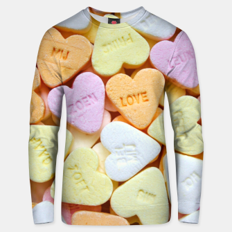 Heart Candy Unisex sweater thumbnail image