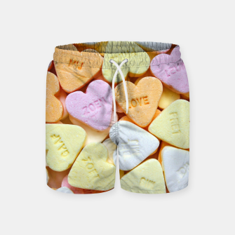 Heart Candy Swim Shorts thumbnail image
