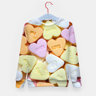 Heart Candy Kid's sweater thumbnail image