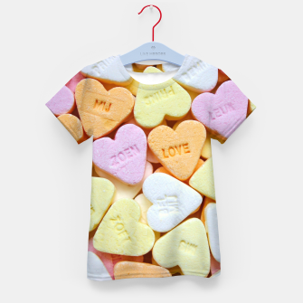 Heart Candy Kid's t-shirt thumbnail image