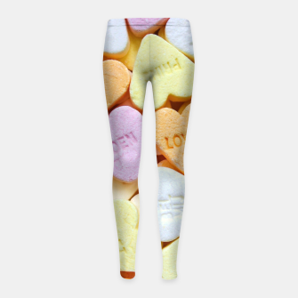 Heart Candy Girl's leggings thumbnail image