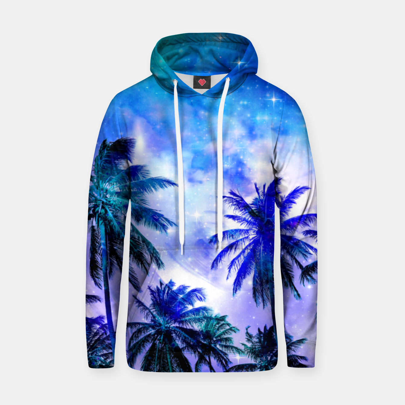 Image of Island Nights Hoodie - Live Heroes