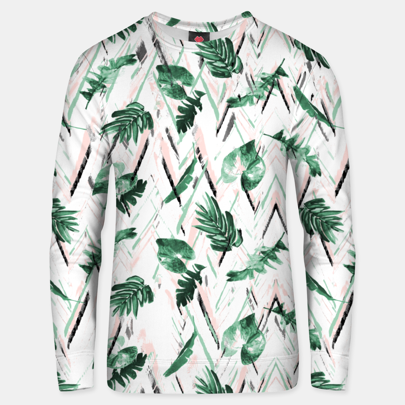 Foto Abstract nature leaf Sudadera unisex - Live Heroes