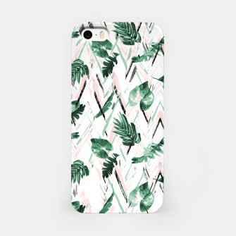 Miniaturka Abstract nature leaf Carcasa por Iphone, Live Heroes