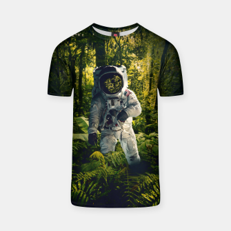 Thumbnail image of In The Jungle T-shirt, Live Heroes