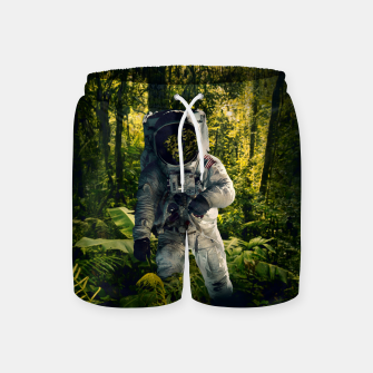Thumbnail image of In The Jungle Swim Shorts, Live Heroes