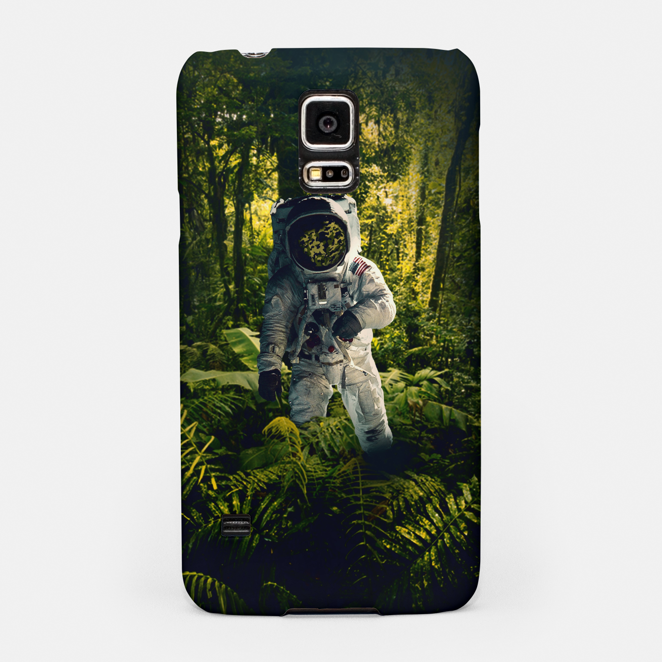 Image of In The Jungle Samsung Case - Live Heroes
