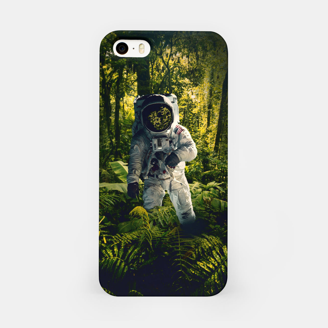Image of In The Jungle iPhone Case - Live Heroes