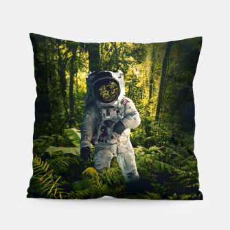 Thumbnail image of In The Jungle Pillow, Live Heroes