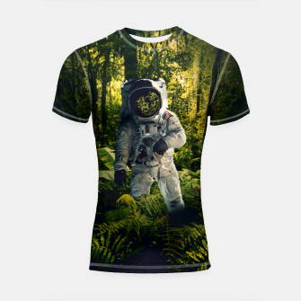Miniaturka In The Jungle Shortsleeve rashguard, Live Heroes