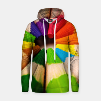 Thumbnail image of Pencils Hoodie, Live Heroes