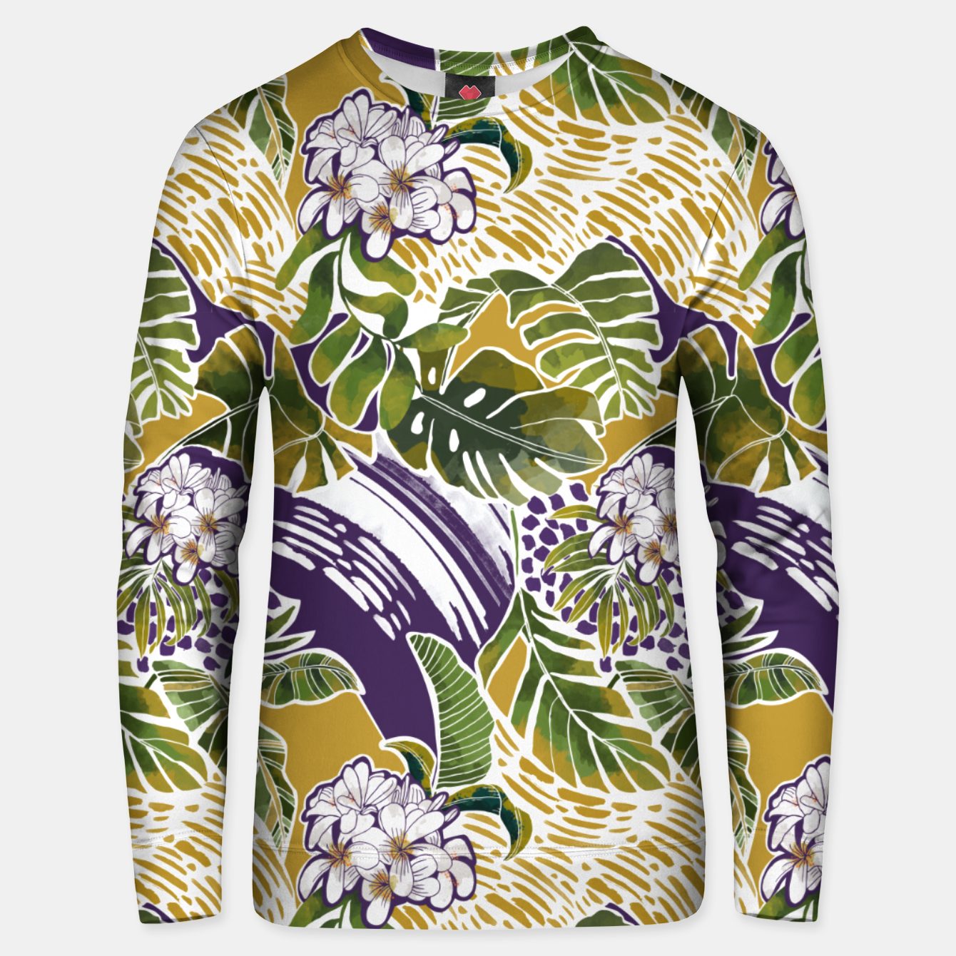 Foto Nature jungle forms 2 Sudadera unisex - Live Heroes