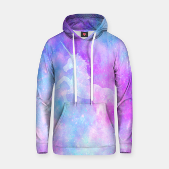 Thumbnail image of Mystical unicorn Hoodie, Live Heroes