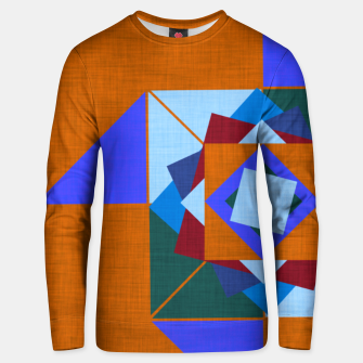 Win Rose Orange Unisex sweater thumbnail image