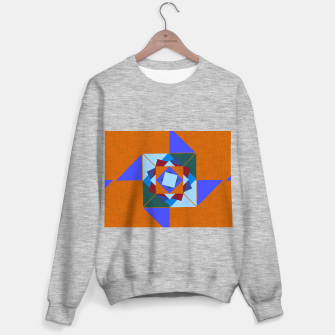 Win Rose Orange Sweater regular thumbnail image