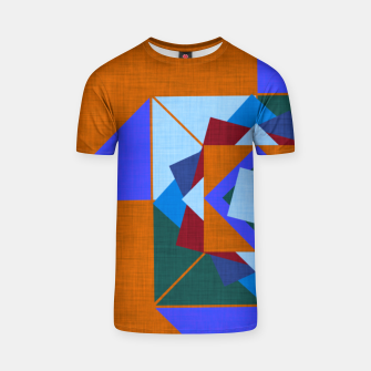 Win Rose Orange T-shirt thumbnail image