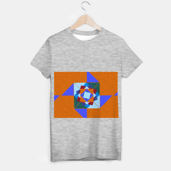 Win Rose Orange T-shirt regular thumbnail image