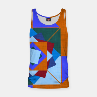 Win Rose Orange Tank Top thumbnail image