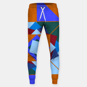 Win Rose Orange Sweatpants thumbnail image
