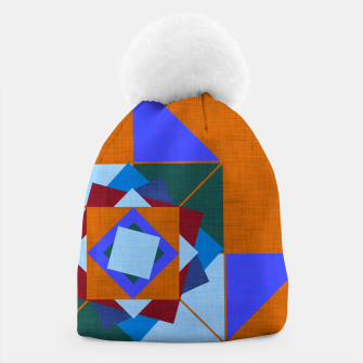 Win Rose Orange Beanie thumbnail image