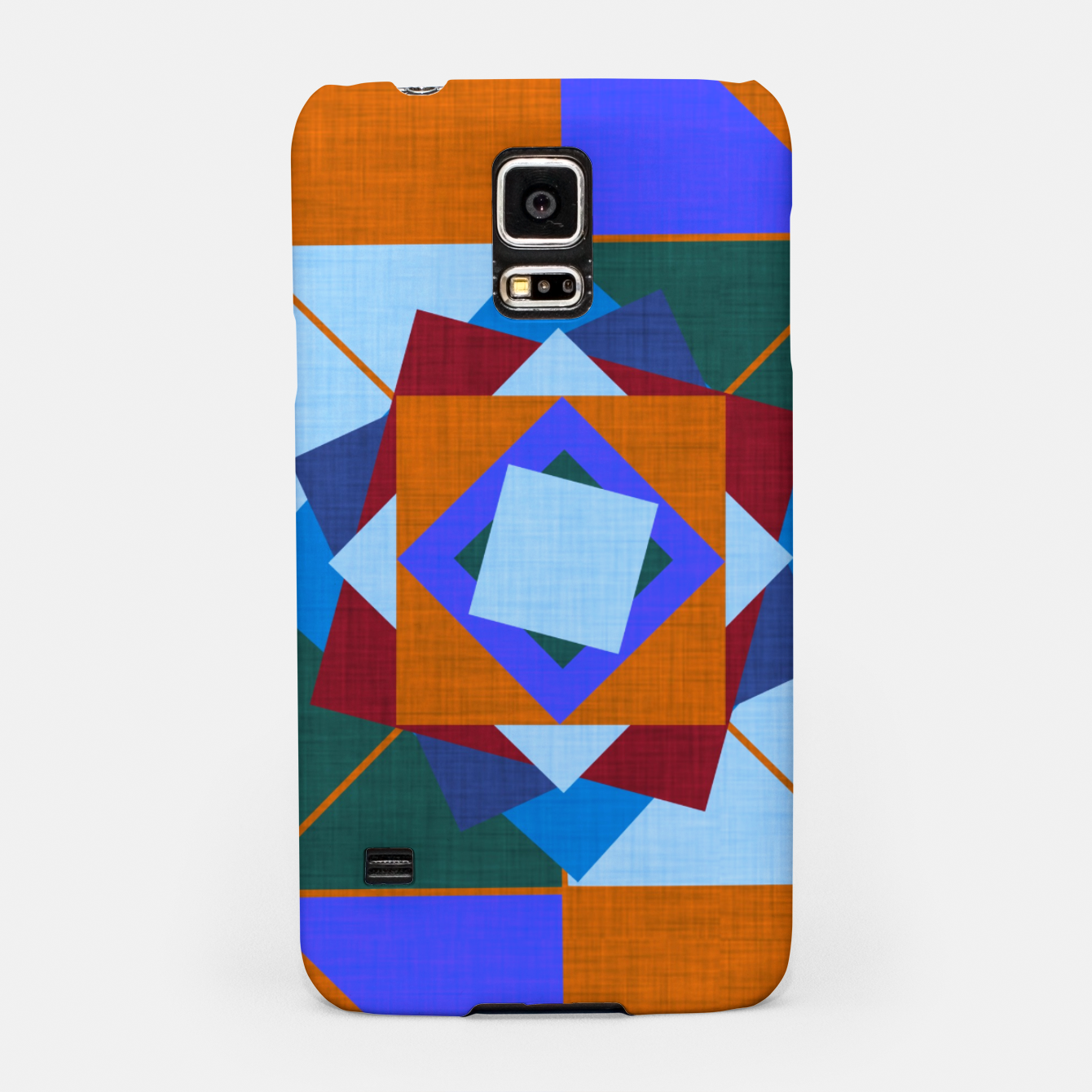 Image of Win Rose Orange Samsung Case - Live Heroes