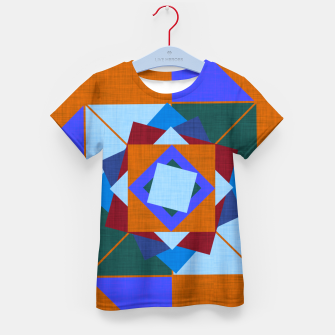 Win Rose Orange Kid's t-shirt thumbnail image