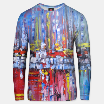 multicolor Unisex sweater thumbnail image