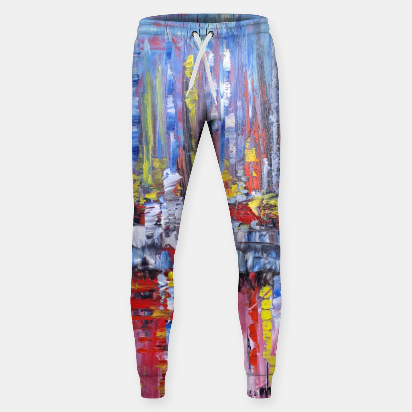 Image of multicolor Sweatpants - Live Heroes