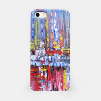 multicolor iPhone Case thumbnail image