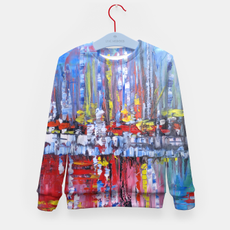 multicolor Kid's sweater thumbnail image