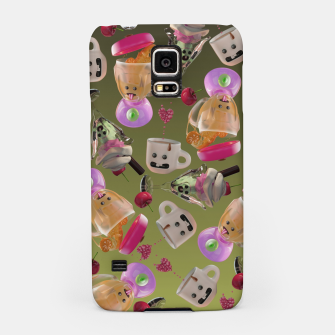 Thumbnail image of Kitchen Friends Samsung Case, Live Heroes