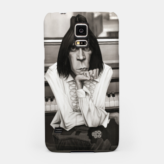 Thumbnail image of Neil Young Piano Samsung Case, Live Heroes