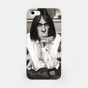Neil Young Piano iPhone Case thumbnail image